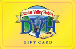 DVH gift card